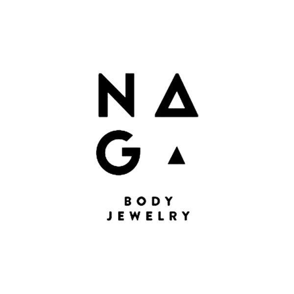Logo NAGA - Steelbox Piercing