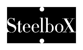 Logo Steelbox - Piercing et Modifications corporelles à Montpellier