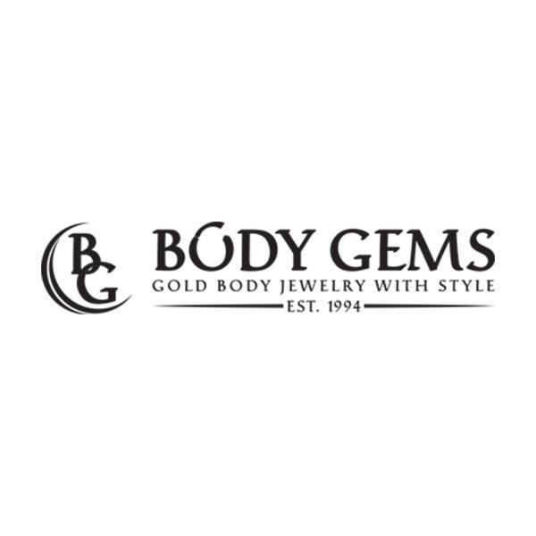 Logo Body Gems Jewelry - Steelbox Piercing